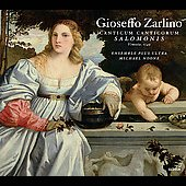 Gioseffo Zarlino: Canticum canticorum Salomonis, etc / Noone
