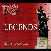 Legends / Robert Moody, Canadian Brass
