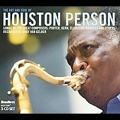 Houston Person: The Art and Soul of Houston Person [Digipak]