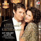 My Heart Alone - Operetta Arias & Duets / Kirchschlager, Keenlyside, Eschw&eacute;, et al