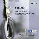 Scriabin: Complete Piano Sonatas / Vladimir Stoupel