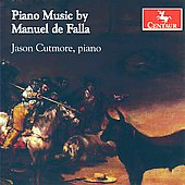 Falla: Piano Music / Jason Cutmore