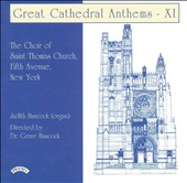Great Cathedral Anthems, Vol. 11