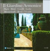 Il Giardino Armonico play Bach, Biber, Corelli, Locke, Monteverdi, Rossi, Vivaldi