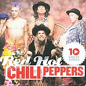 Red Hot Chili Peppers: 10 Great Songs [PA]