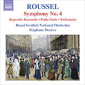 Albert Russel: Orchestral Works, Vol. 4