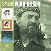 Willie Nelson: Original Album Classics [Box Set]