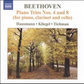 Beethoven: Piano Trios Nos. 4 & 8