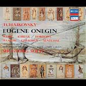 Tchaikovsky: Eugene Onegin / Solti, Weikl, Burrows, Ghiaurov