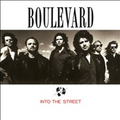 Boulevard: Into the Street [Digipak]