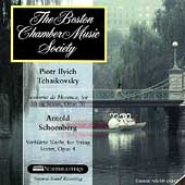 Boston Chamber Music Society - Tchaikovsky, Schoenberg