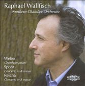 Raphael Wallfisch plays Weber; Spohr and Reicha