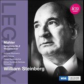 Mahler: Symphony No. 2 'Resurrection' / Steinberg