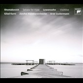 Shostakovich, Lewensohn: Works for Viola