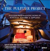 Pulitzer Prize-winning Works Schuman, Sowerby & Copland