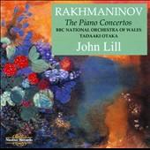 Rachmaninov: The 4 Piano Piano Concertos et al. / John Lill, piano