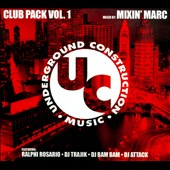 Mixin' Marc: UC Music Club Pack, Vol. 1 [Digipak] *