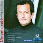 Beethoven: Piano Sonatas, Vol. 9 / Michael Korstick, piano