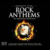 Various Artists: Greatest Ever! Rock Anthems [Box] [PA]