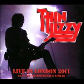 Thin Lizzy: Live in London 2011: 22.01.2011 Hammersmith Apollo