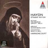 Haydn: Stabat Mater / Harnoncourt, Bonney, Von Magnus, et al