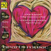Hearts Music - Diamond, Hartley, et al /Corporon, Cincinnati