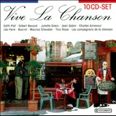 Various Artists: Vive La Chanson [Box]