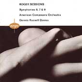 Sessions: Symphonies 6, 7 & 9 / Davies, American Composers Orchestra