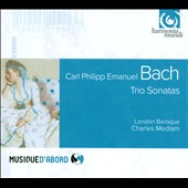 CPE Bach: Trio Sonatas / Charles Medlam, London Baroque