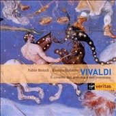 Vivaldi: Il cimento dell'armonia e dell'inventione / Fabio Biondi