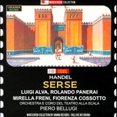 Handel: Serse / Luigi Alva, Rolando Panerai, Mirella Freni, Fiorenza Cossotto