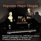 Paperno Plays Chopin