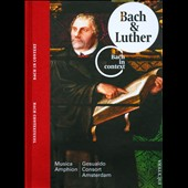 Bach in Context, Vol. 2: Bach & Luther - Cantatas BWV 4 & 80; Chorale BWV 178; Toccata & Fugue, BWV 538 / Musica Amphion; Gesualdo Consort