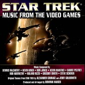 Dominik Hauser: Star Trek: Music from the Video Games