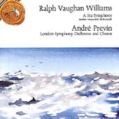 Vaughan Williams: A Sea Symphony / Previn, Harper, LSO