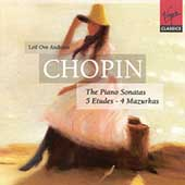 Chopin: The Piano Sonatas, 5 Etudes, 4 Mazurkas / Andsnes