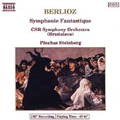 Berlioz: Symphony Fantastique / Pinchas Steinberg