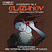 Glazunov: Complete Symphonies Vol 1 / Otaka, BBC Wales NSO