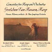Concertos for Harp and Orchestra / Van Hoesen, et al
