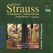 R. Strauss: Chamber Music / Leipziger Streichquartett