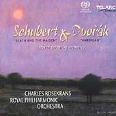 Schubert, Dvorak: String Quartets / Rosekrans, Royal PO