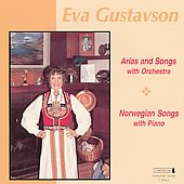 Arias and Songs / Eva Gustavson