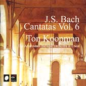 J.S. Bach: Cantatas Vol 6 / Koopman, et al