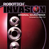 Original Soundtrack: Robotech Invasion (Original Soundtrack)