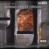 Portrait of a Spring Chest Organ - Muffat, et al / Kraemer