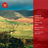 Copland: Appalachian Spring; Billy the Kid / Thomas