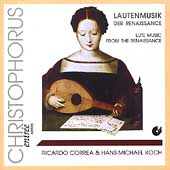 Lute Music from the Renaissance / Riccardo Correa, et al
