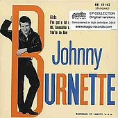 Johnny Burnette: Girls [EP] [EP]