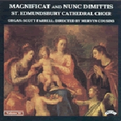 Magnificat and Nunc Dimittis Vol 11 / St. Edmundsbury Choir