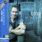 Sting: All This Time [Japan Bonus Tracks]